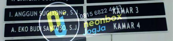 PAPAN NAMA MURAH JOGJA|081568224443