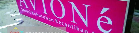 JASA PEMBUATAN NEONBOX DI JOGJA YANG PROFESIONAL DAN BERKUALITAS|081329112611