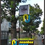 Neon box Backlite Murah di Jogja