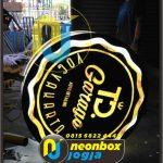 Pembuatan Neon Box murah Jogja